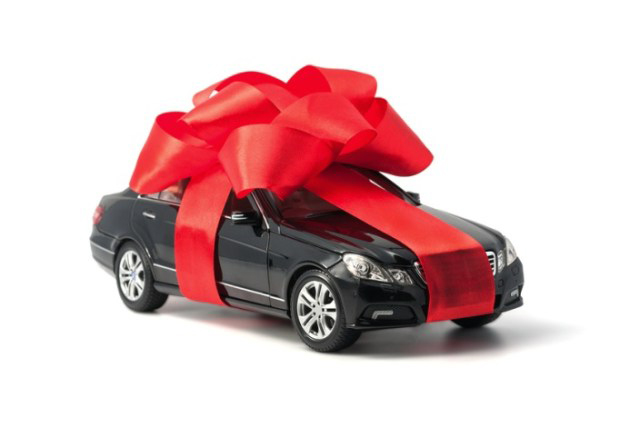 give away second hand car what interests more donation or sale