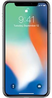 cara mengatasi masalah layar hitam di iPhone X