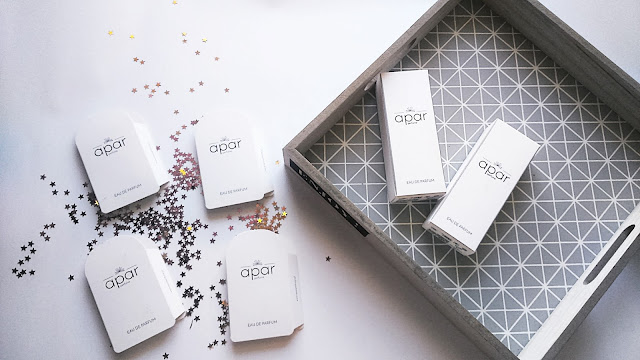 Perfumy Apar moje odkrycie + Niespodzianka dla was