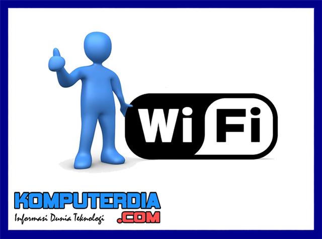Cara atau metode untuk bisa berinternet dengan Wireless