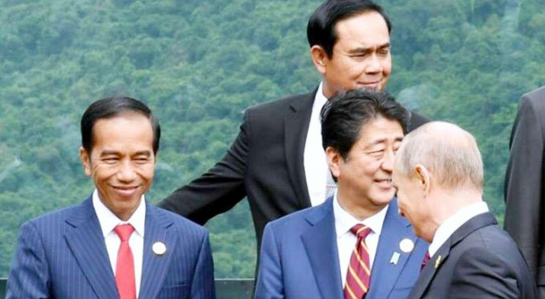 Tiga Pesan Utama Yang Di Sampaikan Presiden Joko Widodo Di Forum APEC Vietnam