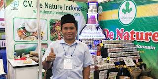 Image agen penjual obat de nature original di Karawang