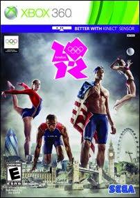 London 2012 Olympic (X-BOX360) 2012