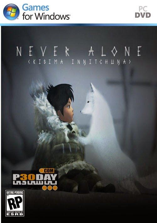 capa do Never Alone