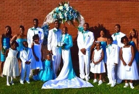 wedding tuxedo train