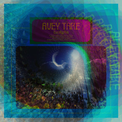 Avey Tare - Eucalyptus - Album Download, Itunes Cover, Official Cover, Album CD Cover Art, Tracklist
