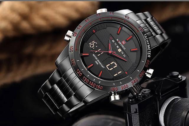 Naviforce 9024 Quartz Watch