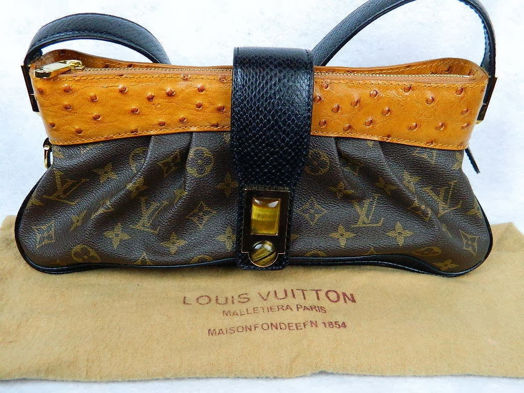 6fc04309d357 Item of the Week  Louis Vuitton Monogram Canvas Waltz Handbag ~ Le Thrift  Consignment
