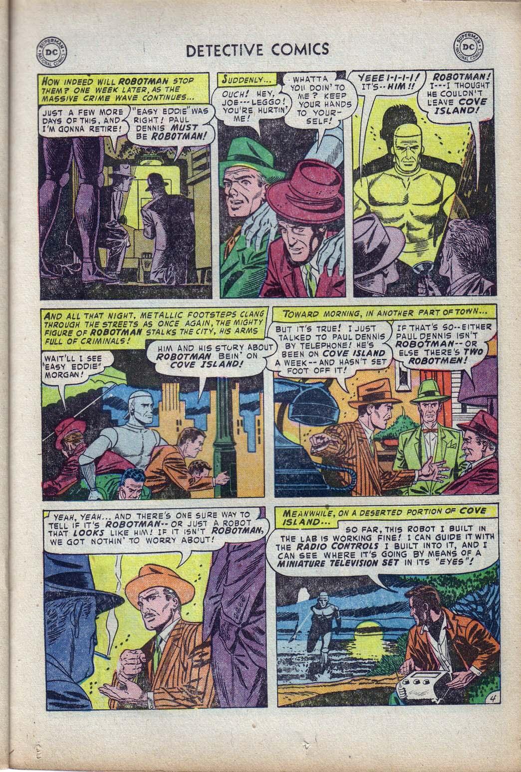 Read online Detective Comics (1937) comic -  Issue #190 - 27