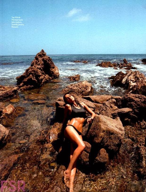 Jessica Alba – Maxim Magazine (September 2014)