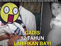 Gadis 12 Tahun Melahirkan Diam-diam lalu Simpan Bayi di Almari, Identitas Ayah Bayi Bikin Syok