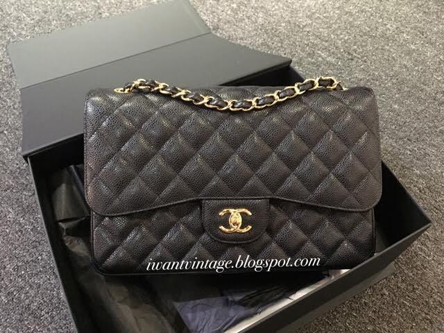 7d0624a87487 I Want Vintage | Vintage Designer Handbags: Chanel Classic Double ...