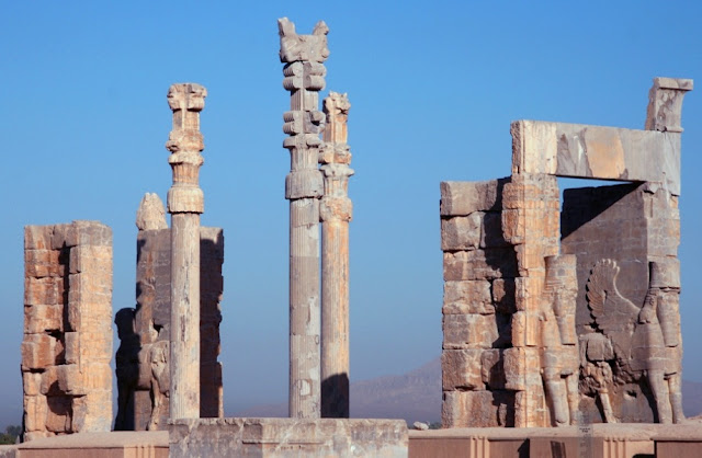 Italian team to partially restore Persepolis
