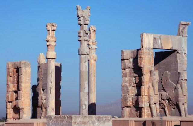 Italian team to partially restore Persepolis