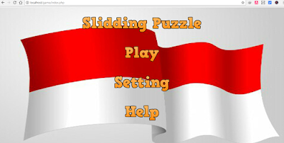 Aplikasi Game Puzzle Pahlawan Indonesia Berbasis Web – Php