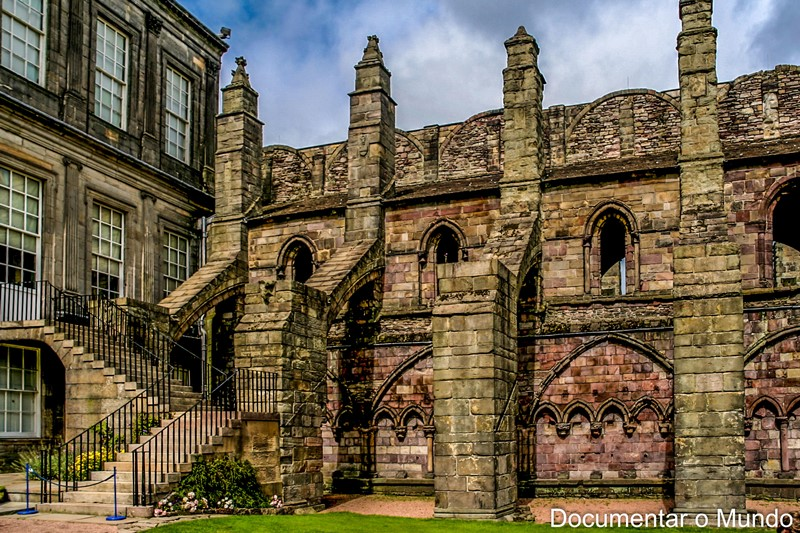 Abadia de Holyrood