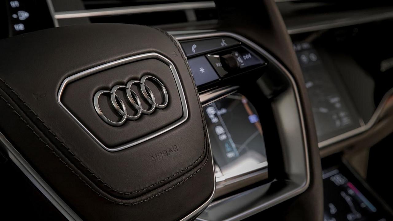 Audi A8 Đời Mới 2018