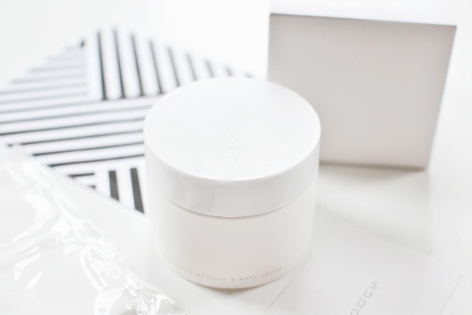 SUQQU Musculate Massage & Mask Cream