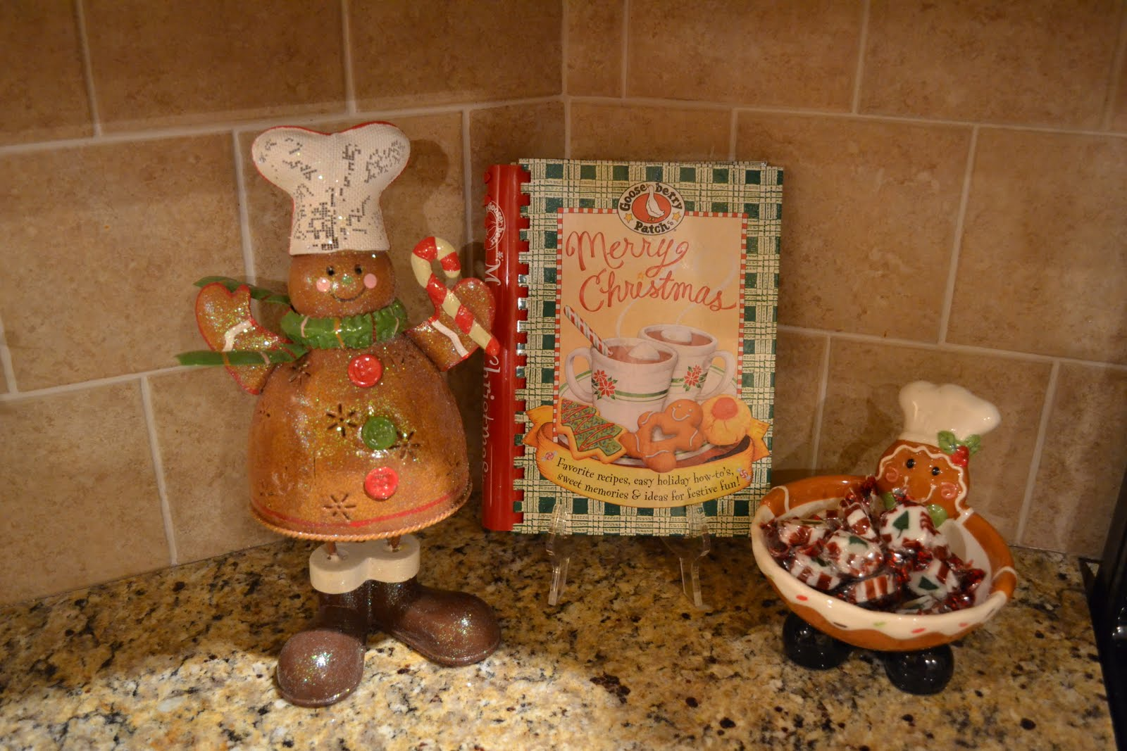Kitchen Decor Above Cabinets Kristen S Creations Gingerbread Decorations Etsy Store