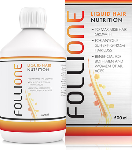 Folione Liquid Hair Nutrition