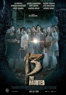Film 13 The Haunted 2018
