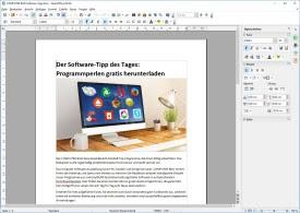 OpenOffice - die Bürosoftware für den kleinen Mann Deutsch Mirror