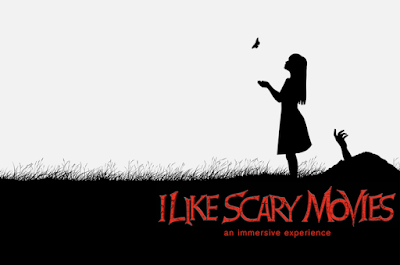 I Like Scary Movies Interactive Art Installation
