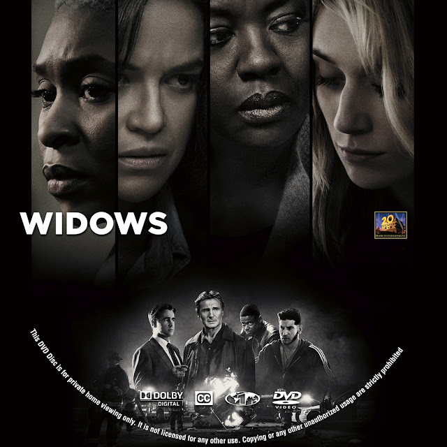 Widows Label Cover