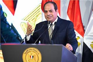 نص كلمة الرئيس عبدالفتاح السيسي بمناسبة الذكرى الخامسة لثورة 30 يونيو
