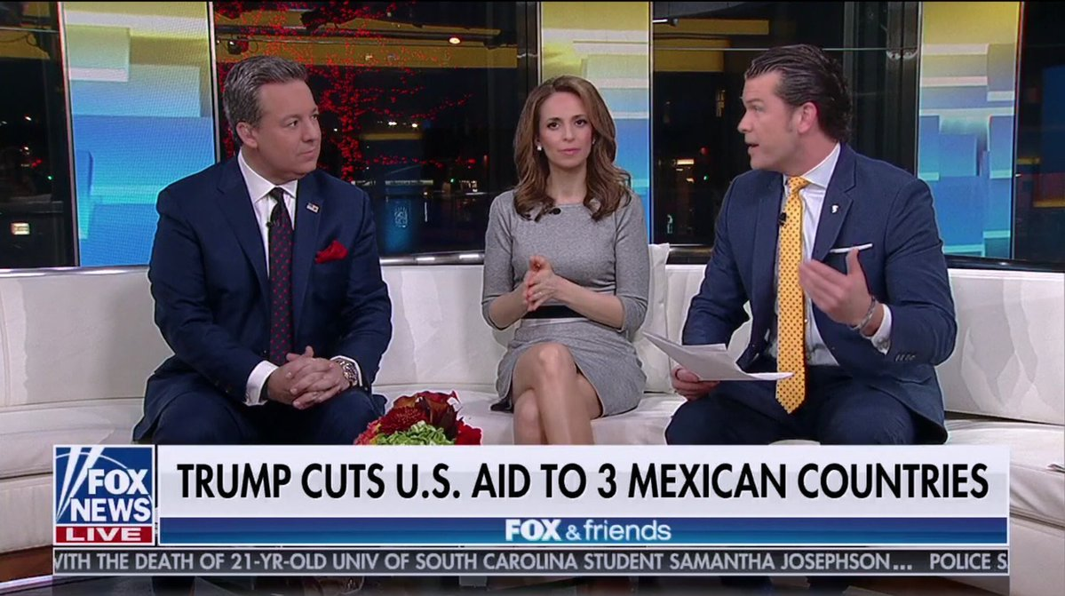 TV with Thinus: Fox News labels the nations of El Salvador