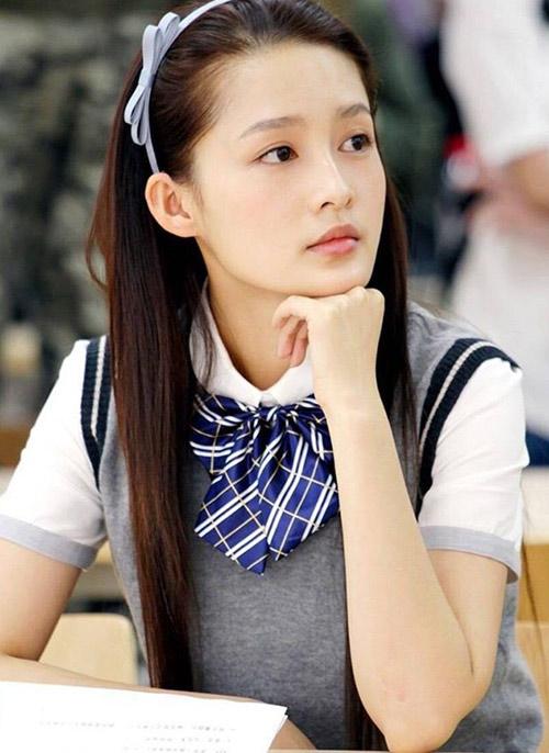 Pretty Chinese girl Wu Feifei from Shanghai More