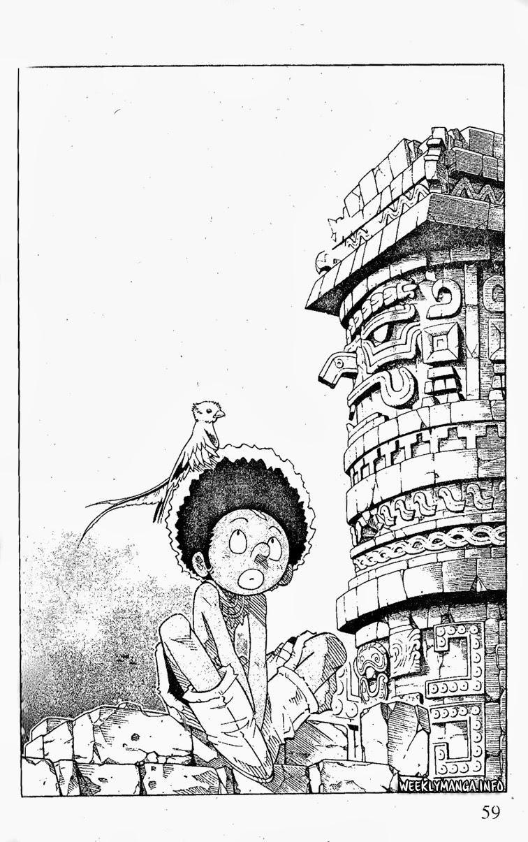 Shaman King [Vua pháp thuật] chap 207 trang 2