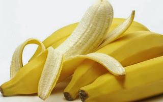 makanan sehat agar tahan lama, pisang, gambar pisang
