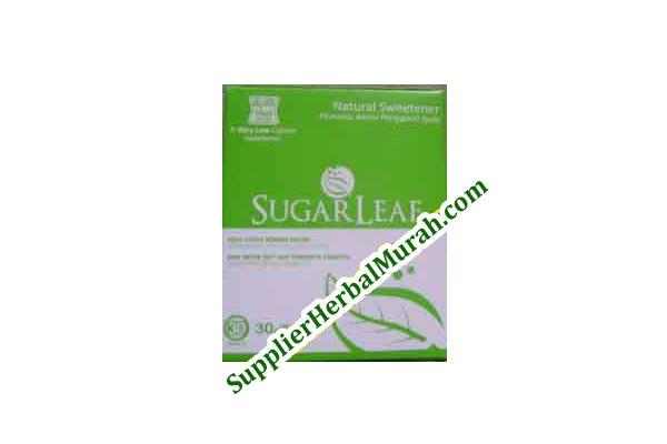 Sugarleaf Natural Sweetener (Gula Stevia untuk Diabetes dan Obesitas)