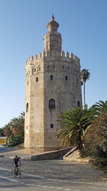 Torre del Oro, Maestranza, Sevilla, Andalucía, España, Elisa N, Blog de Viajes, Lifestyle, Travel