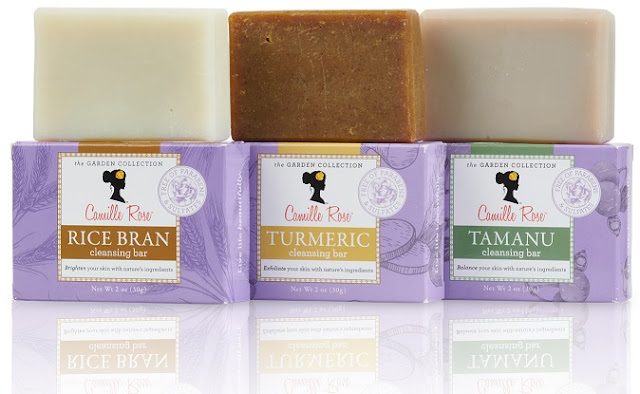 Camille's Garden Beauty Bars