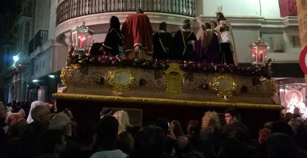 Primer desencuentro por los acoplamientos de la Semana Santa 2019 de Cádiz