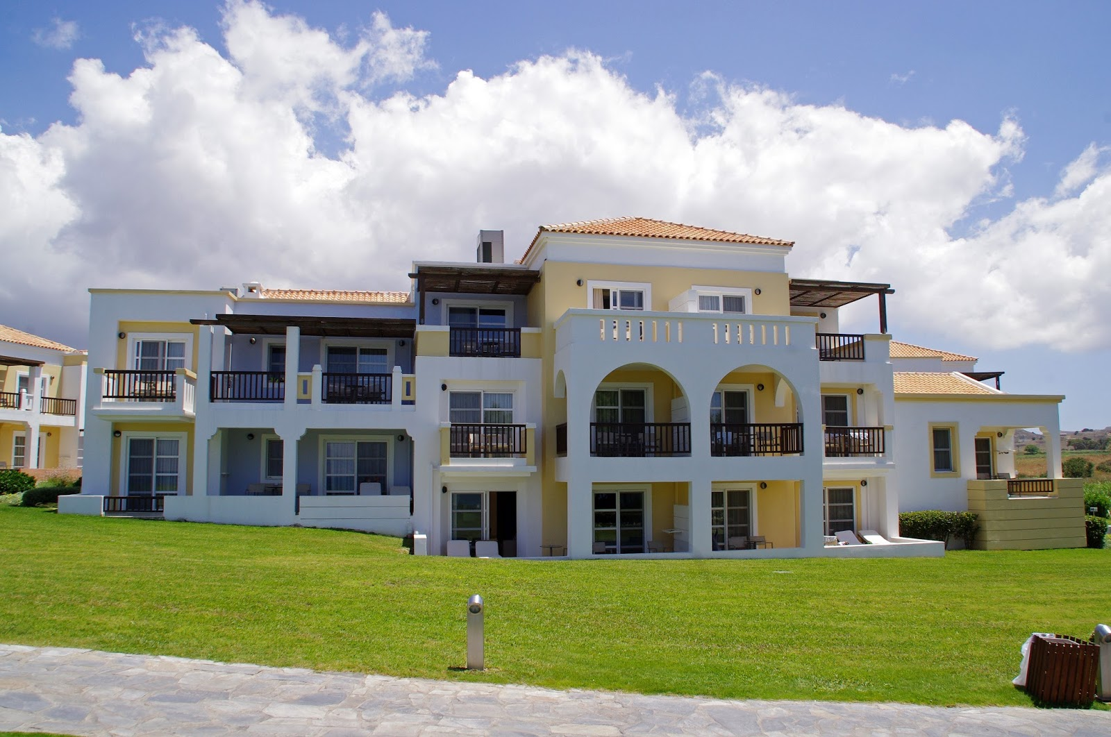 Neptune Hotel Kos Exterior