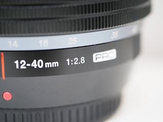 オリンパス プロレンズ 12-40mm 1:2.8 マイクロフォーサーズレンズを買い取りました
