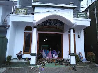 Edukasi Kesehatan kpd Calon Jamaah Haji Kbih Al Muna bersama Susu Haji Sehat, Depok Jawa Barat