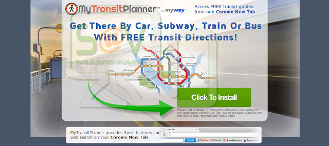 MyTransitPlanner