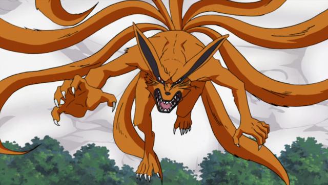 Kurama/Kyuubi (Naruto)