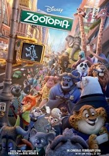 Film Zootopia (2016)