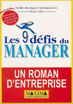 Télécharger Livre Gratuit Les 9 défis du manager pdf