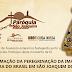 Programação da Peregrinação de Nossa Senhora Aparecida em São Joaquim do Monte.