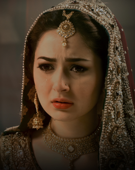Hania Amir Wedding Photos