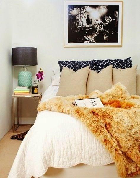El blog de demarques 15 dormitorios peque os muy acogedores - Dormitorios muy pequenos ...
