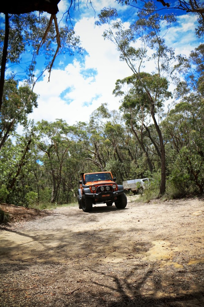 Blue Mountains Jeep Wrangler NSW