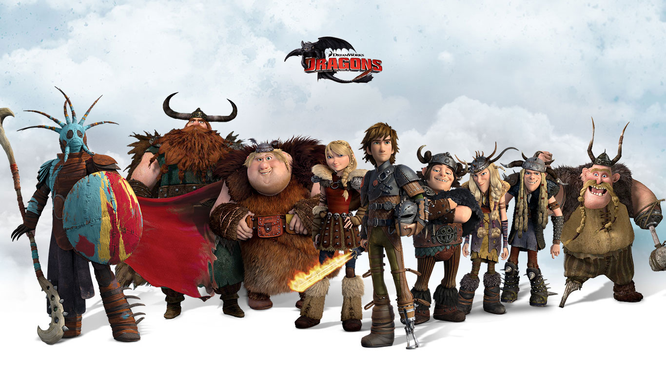 Download How To Train Your Dragon 2 (2014) 720p Subtitle Indonesia