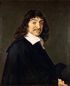 Lukisan René Descartes